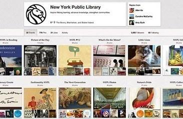 25 Libraries We Most Love on Pinterest - OEDB.org | School Libraries Evolve | Scoop.it