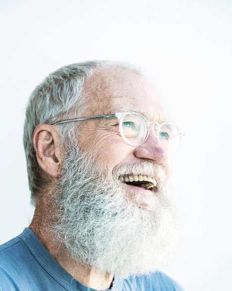 David Letterman (and His Beard) Shop at Target These Days | Vloasis humor | Scoop.it