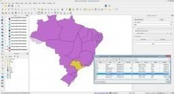Demografia Populacional Brasileira de 1872 a 2010 em Google Earth | Google Earth na Sala de Aula | geoinformação | Scoop.it