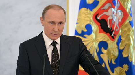 Putin orders Finance Ministry to sue Ukraine over unpaid debt | ProNews | Scoop.it