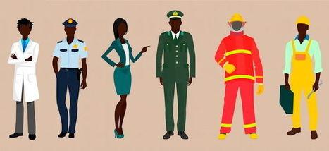 Ma libert vestimentaire tenue de travail l 39 actu de for Spa uniform france