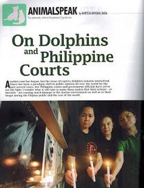 AnimalSpeak®: Fate of the Solomon Island Dolphins | Earth Island Institute Philippines | Scoop.it