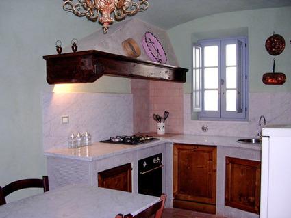 Consigli per realizzare una cucina fai da te - Cucina muratura fai da te ...
