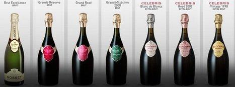 Gosset champagne voor in het zonnetje | The Champagne Scoop | Scoop.it