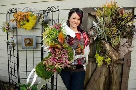 Growing up with new method of vertical gardening - Sacramento Bee | Gardening | Scoop.it