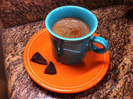 Mexican Hot Chocolate Healthy Tasty Cheap | mexicanismos | Scoop.it