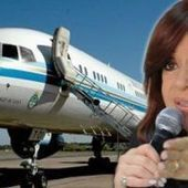Cristina Fernandez scared her Jet will be impounded by Hedge Funds leaves it in Morocco. | Culture, Humour, the Brave, the Foolhardy and the Damned | Scoop.it