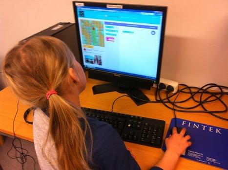 Ekaluokkaiset ja tietotekniikka: Koodaustunti   Tablet opetuksessa   Scoop.it
