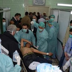 Syrian forces fire chemical weapons at rebels near Damascus, opposition says   Coveting Freedom   Scoop.it