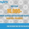 Anylrn announced a significant milestone: over 10,000 online courses, certificates and degrees