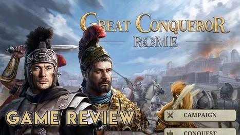 Download Great Conqueror: Rome MOD APK v1 0 4 (