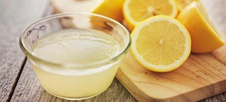 ¿Por qué tomar un zumo de limón en ayunas? | Alimentación y Calidad de Vida | Scoop.it