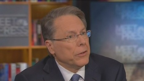NBC host confronts LaPierre: NRA 'thwarting the will of Americans' on gun control | Daily Crew | Scoop.it
