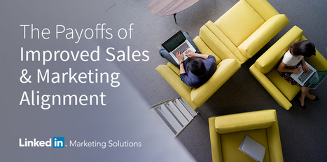 "Introducing ""The Payoffs of Improved Sales and Marketing Alignment"" 