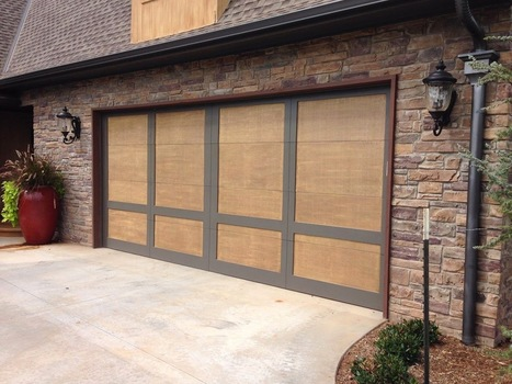 How To Convert Automatic Garage Door To Manual