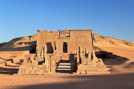 Temple of Wadi es-Sebua | Egypt Tour Package That Fits All Budgets | Scoop.it