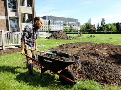 Farming in an urban setting - News@Concordia | Growing Food | Scoop.it