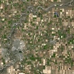 Disponíveis novas imagens Spot para usuários do ArcGIS Online ... | #Geoprocessamento em Foco | Scoop.it