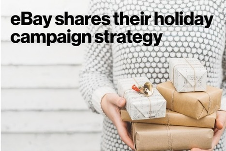 Ebay's successful Pinterest holiday campaign: A Q&A | Pinterest | Scoop.it