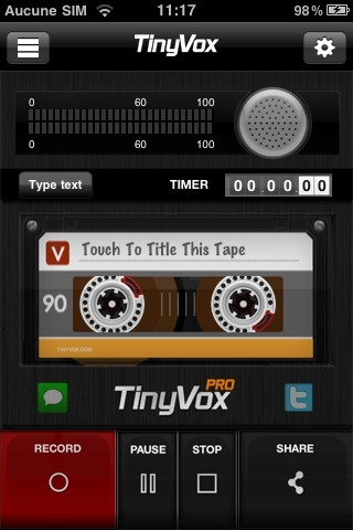 TinyVox: Prendre des notes audio sur Iphone et Android | Time to Learn | Scoop.it