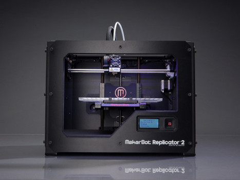 3D printing goes mainstream with Stratasys' $403m MakerBot buy | ZDNet | 3D Printing Jersey | Scoop.it