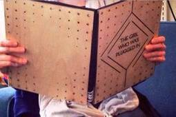Wearable book that lets you feel characters' emotions - Times of India | #ETMOOC Topic 2: Digital Storytelling | Scoop.it