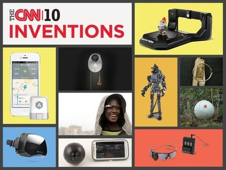 The CNN 10: Inventions - CNN | Interesting Engineering | Scoop.it