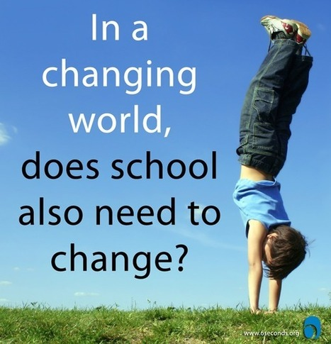 Reinventing Education for Change Leaders: Head + Heart + Hands - Six Seconds | 21st Century Literacy and Learning | Scoop.it