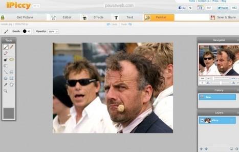 Modificare Foto Online Velocemente: iPiccy | EditareImmagini | Scoop.it