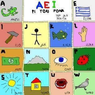 Toki Pona, the world's smallest language   Terminology   Scoop.it