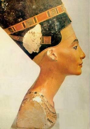 El enigma Nefertiti | Dos reinas poderosas de Egipto -Cleopatra vs. Nefertiti- | Scoop.it