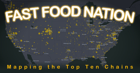 Fast Food Nation | FCHS AP HUMAN GEOGRAPHY | Scoop.it