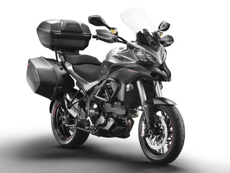 2013 Multistrada Model Lineup Revealed | Ducati.net | Desmopro News | Scoop.it