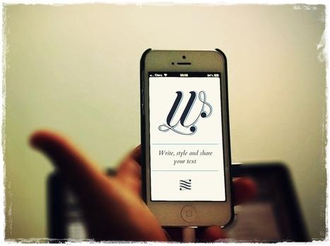 20 apps para insertar textos en tus imágenes | Tools, Tech and education | Scoop.it