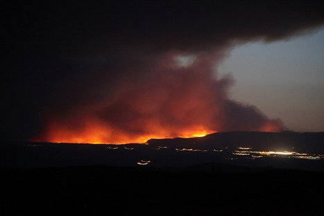 When the atmosphere 'goes bananas,' wildfires do too | High Country News | CALS in the News | Scoop.it