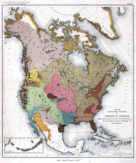 How Linguists Are Pulling Apart the Bering Strait Theory | Archivance - Miscellanées | Scoop.it