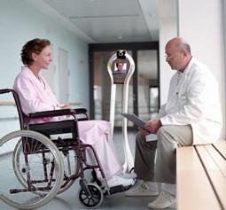 Robots Test Healthcare Waters in Japan, US   Robots and Robotics   Scoop.it