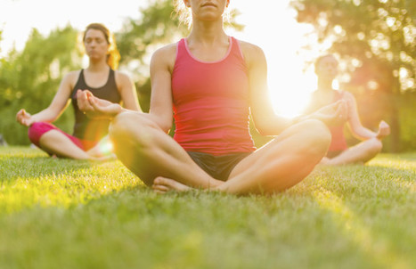 Research: Meditation does more than calm your mind, it changes your brain - WTOP | Mindfulness & Stress | Scoop.it