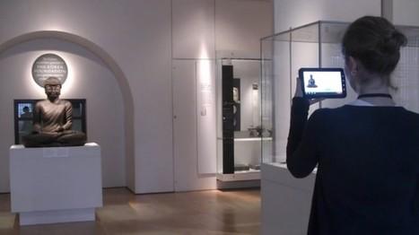 La réalité augmentée au musée, une médiation en expérimentation | L'Observatoire critique | Bibliothèque | Scoop.it