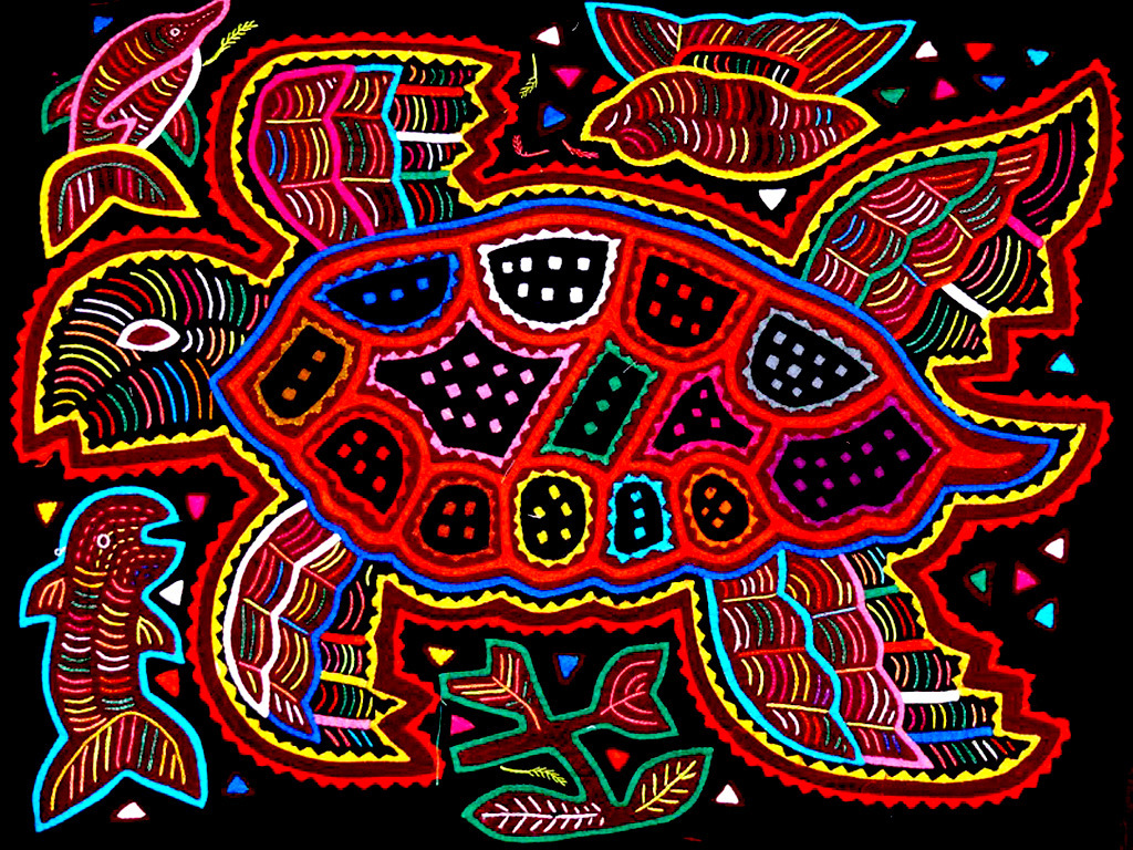 Mola The Art Of Panama Culture And Fun Art
