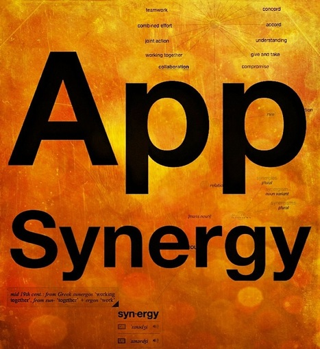 App Synergy: The Art Form of App-Smashing | Learning on the Go | Scoop.it