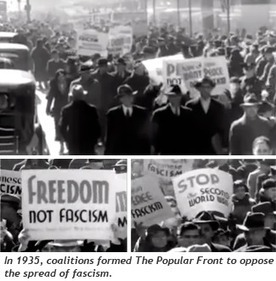 The Forgotten Fight Against Fascism | History:  Alive in the Classroom | Scoop.it