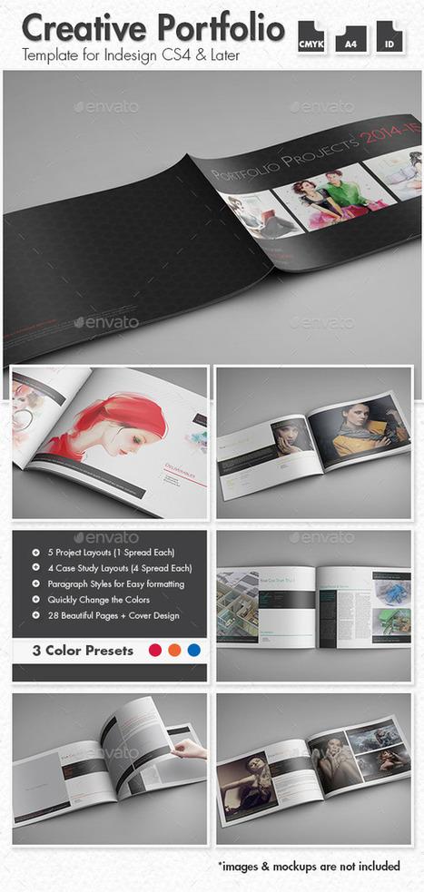 Creative Portfolio - A4 Landscape | About Photography | Scoop.it