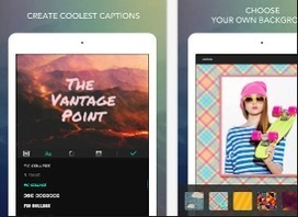 5 Essential iPad Apps for Creating Digital Scrapbooks in Class ~ Educational Technology and Mobile Learning   Lund's K-12 Technology Integration   Scoop.it