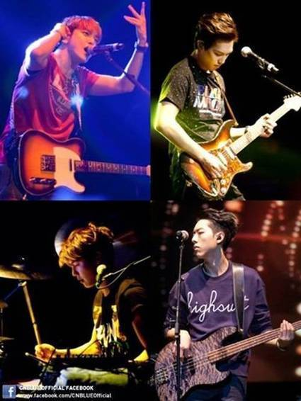 CNBLUE to make a comeback this month | allkpop.com | Japanese and Korean Entertainment | Scoop.it