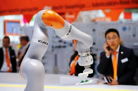Robot maker Kuka sells U.S. unit to get approval for deal with Chinese buyer | Industrial subcontracting | Scoop.it