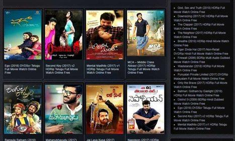 Movierulz Telugu Movies Telugu Movies Online Watch Download