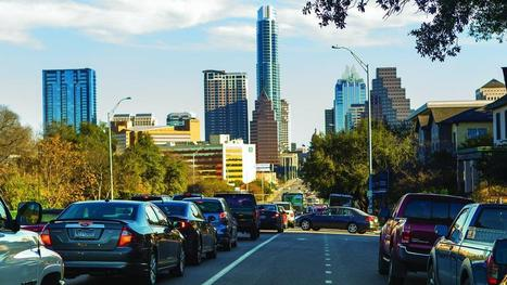Irish carpooling company launches in Austin - Austin Business Journal | Doing business in Ireland | Scoop.it
