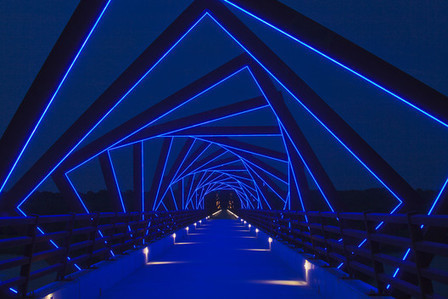 High Trestle Trail Bridge  / RDG Planning & Design | Innovative & Sustainable Building | Scoop.it
