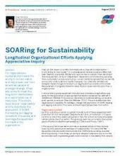 SOARing for Sustainability | Appreciative Inquiry NEWS! | Scoop.it